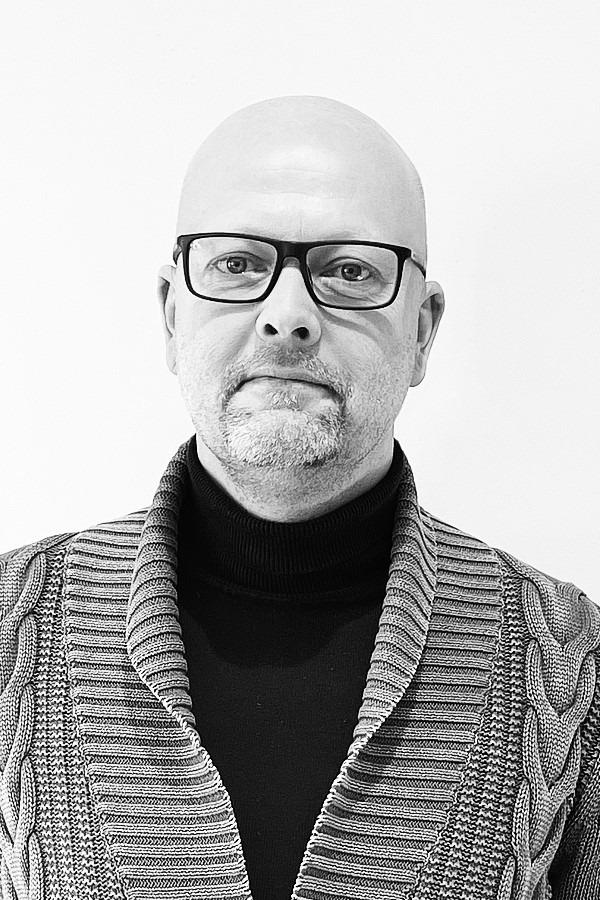 Fredrik Lundgren projektledare