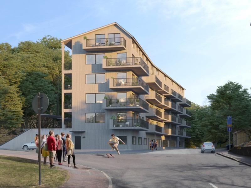 Byggemenskap arlan, Goteborg